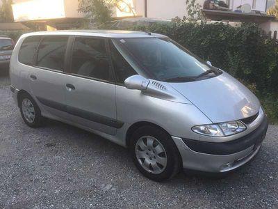 gebraucht Renault Grand Espace EspaceGalileo 2,2 dCi Kombi / Family Van,