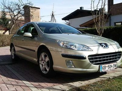 gebraucht Peugeot 407 active Limousine