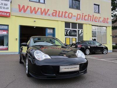 gebraucht Porsche 911 Turbo Tiptronic Sportwagen / Coupé