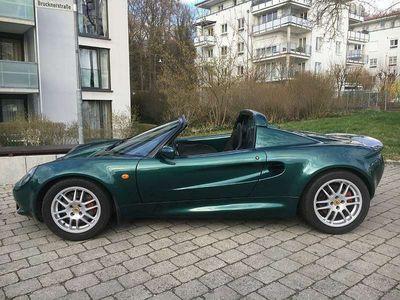 gebraucht Lotus Elise S1, öster. Zulassung, Top Cabrio / Roadster