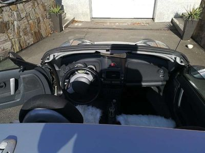 gebraucht Smart Roadster roadster Roadster Coupe Cabrio Cabrio /