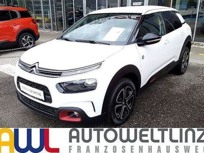 gebraucht Citroën C4 Cactus PureTech 110 S&S 6-Gang-Manuell C-Series