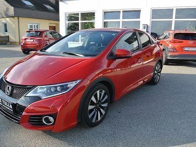 gebraucht Honda Civic 1,6i-DTEC Lifestyle