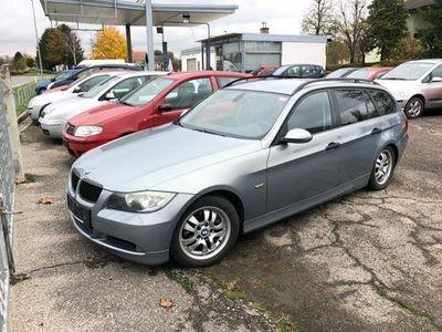 gebraucht BMW 320 Kombi (E91) klimatronik alu pickel M-LINE euro 4