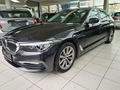 gebraucht BMW 520 520 d Automatik/Head-Up/Rückfahrkamera/Business ...