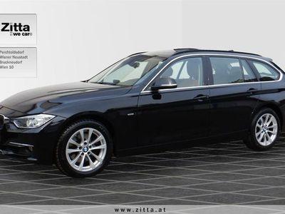 used BMW 330 3er-Reihe d xDrive Touring Österreich-Paket Aut. Kombi / Family Van,