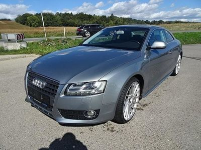 gebraucht Audi A5 Coupé 2,0 TDI quattro DPF