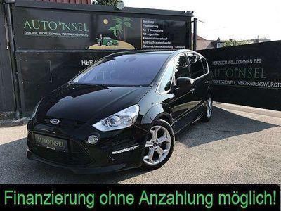 gebraucht Ford S-MAX Titanium S 2,0 EcoBoost Aut. Kombi / Family Van,