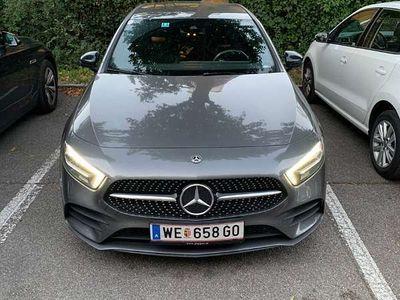 gebraucht Mercedes A200 A-KlasseKlein-/ Kompaktwagen