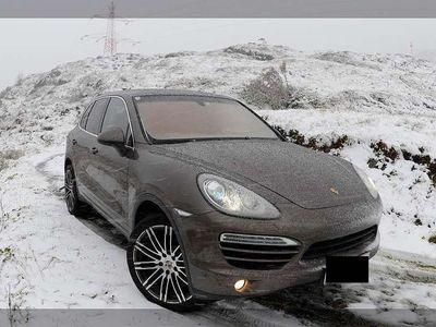 gebraucht Porsche Cayenne Diesel 2012 SUV / Geländewagen,