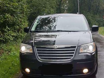 gebraucht Chrysler Grand Voyager Touring 2,8 CRD Aut.