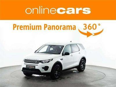 gebraucht Land Rover Discovery Sport 2.0 4WD LEDER AHK 360-KAMERA NAVI