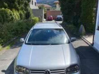 gebraucht VW Golf Variant TDI