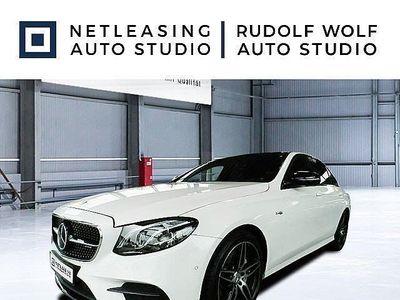 gebraucht Mercedes E43 AMG AMG 4Matic Pano/Distronic/AHK/LED/Widescr./ Klima