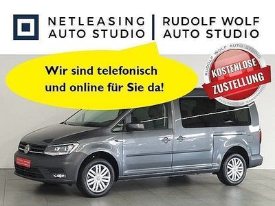 gebraucht VW Caddy Maxi Kombi 1.4 TSI DSG 7-SITZER NAVI ACC S Navi
