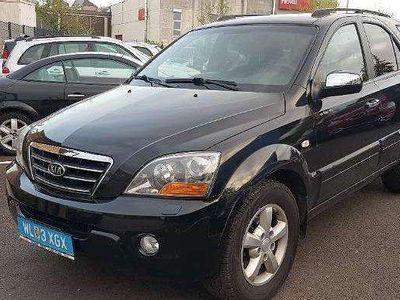 gebraucht Kia Sorento 2,5 CRDi Active Black & Ac. Brown Aut. SUV / Geländewagen,