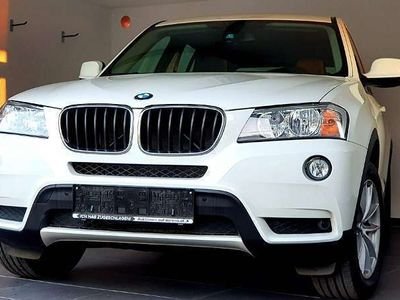 gebraucht BMW X3 SUV Allrad X drive 20d SUV / Geländewagen