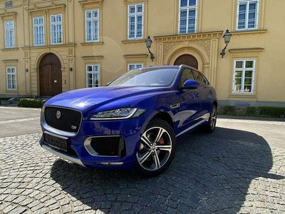 gebraucht Jaguar F-Pace 30d AWD S Aut. R-Sport *Panorama, Kamera, LED, ...