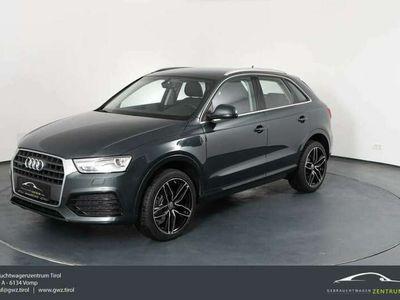 gebraucht Audi Q3 20 TDi SPORTQUATTRO AHK NAVI SIDE ASSIST TOP
