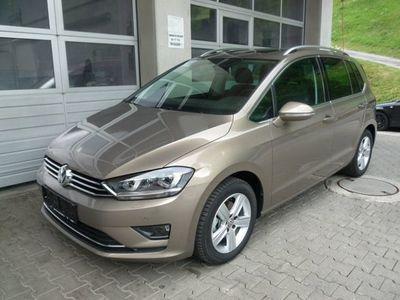 gebraucht VW Golf Sportsvan Sky 1,6 BMT TDI DSG