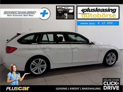 used BMW 320 d Touring Aut. | SPORT NAVI XENON
