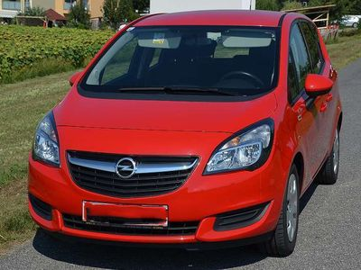 brugt Opel Meriva 1,4 Turbo Edition, 120 PS Kombi / Family Van,
