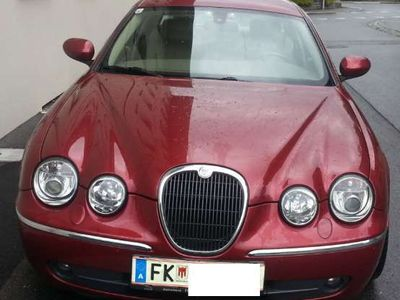 gebraucht Jaguar S-Type 2,7 Executive Ds. Aut.