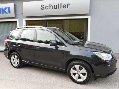 gebraucht Subaru Forester 2,0DL X Comfort ALLRAD