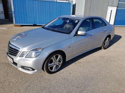 gebraucht Mercedes E350 BlueEfficiency 4MATIC CDI Aut.