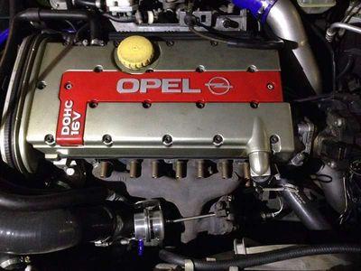 brugt Opel Calibra Turbo Sportwagen / Coupé,