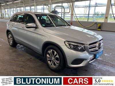 gebraucht Mercedes GLC250 d AMG LINE EXCLUSIVE 9G-TRONIC Automatik 4MATIC