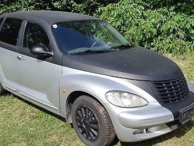 gebraucht Chrysler PT Cruiser 2,2 CRD Limited Ds. Kombi / Family Van