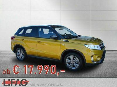 gebraucht Suzuki Vitara 1,4 4x4 GL+ shine *nur € 99,- monatlich*