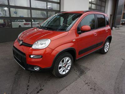 gebraucht Fiat Panda 4x4 Easy