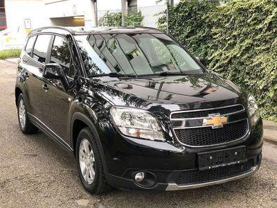 gebraucht Chevrolet Orlando 2,0 LT DPF **Top Zustand*7-Sitzer** Kombi / Family Van