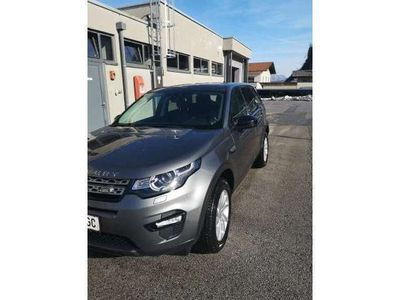 brugt Land Rover Discovery Sport 2,0 TD4 4WD Pure Aut.