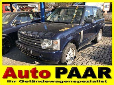 brugt Land Rover Range Rover 4,4i V8 HSE *** VOLLAUSSTATTUNG *** SUV / Geländewagen,