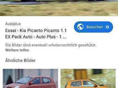 gebraucht Kia Picanto 1.0 Limousine