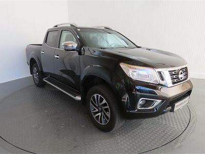 used Nissan Navara Double Cab 4x4 2,3 dCi N-Connecta Aut.