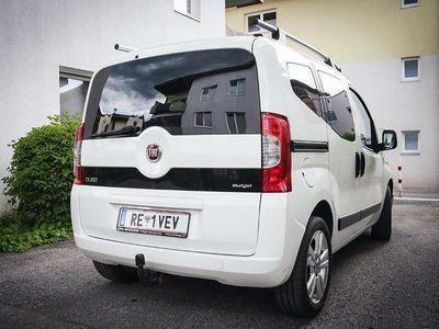 gebraucht Fiat Fiorino Qubo 1,3 16V Multijet 75 Dynamic Klein-/ Kompaktwagen