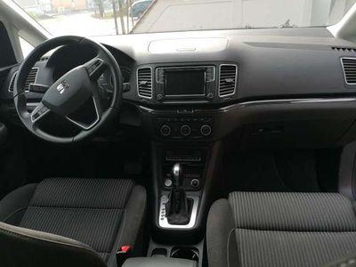 gebraucht Seat Alhambra Automatik 4WD Kombi / Family Van