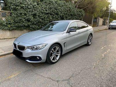 gebraucht BMW 418 4er-ReiheGrand Coupe Limousine