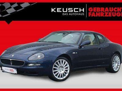 gebraucht Maserati Coupé Coupe Cambiocorsa 4200 V8 Sportwagen /
