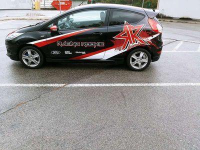 gebraucht Ford Fiesta Black Edition 1,0 EcoBoost Start/Stop Klein-/ Kompaktwagen