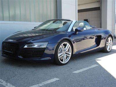 gebraucht Audi R8 Spyder 4,2 FSI quattro S-tronic nur 16000 km !!!