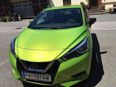gebraucht Nissan Micra Visia plus 0,9 Benzin Klein-/ Kompaktwagen,