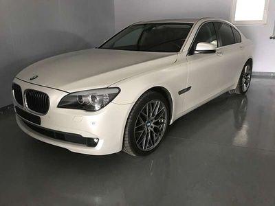 gebraucht BMW 730 7er-Reihe d Aut. Limousine