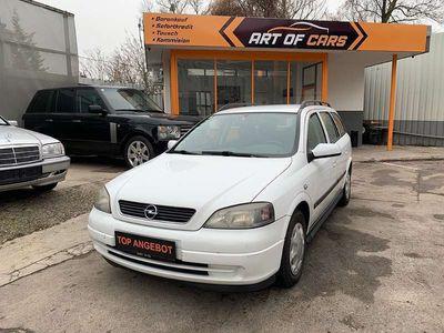 gebraucht Opel Astra Caravan Elegance DTI Ds. ** Pickerl bis 10/2020 ** Kombi / Family Van