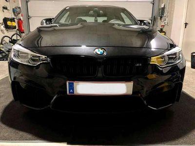 gebraucht BMW M4 4er-ReiheDKG Carbondach Vollleder Sportwagen / Coupé