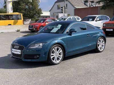 gebraucht Audi TT Coupé 2,0 TDI DPF quattro *Xenon*Navi*Alcantara*B